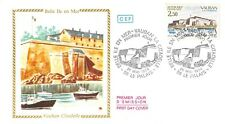 Enveloppe FDC 1er Jour BELLE ILE EN MER VAUBAN LA CITADELLE 1984
