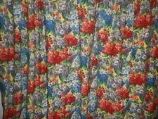 Sanderson Tape Top Traditional Curtains