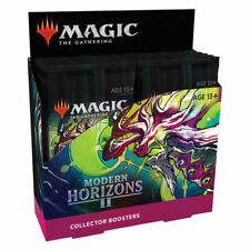 Wizards Of The Coast Magic The Gathering: Modern Horizons 2 Collector Booster Box 12 Packs-180 Cards