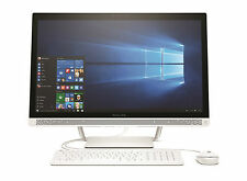 HP All-In-One-PC 27 Zoll FullHD Display i7 QuadCore SSD AIO DVD Grafikkarte 16GB