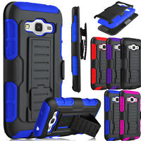 For Samsung Galaxy Core Prime Prevail LTE G360 Phone Case Hybrid Holster Cover