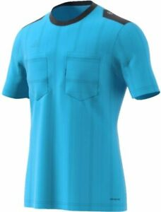 Adidas Maillot Arbitre Football UCL Champion League Bleu Adulte