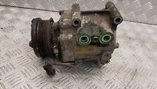 FORD FIESTA MK6 AIR CONDITIONING PUMP YS4H19D629AC 1.4 2006