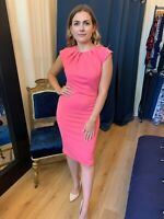 Ladies Occasion Dress Wedding Guest Outfit Party Dresses Race Day UK Made RRP£45