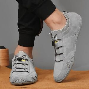 New Balance Cow Suede Sneakers men's Loafers Shoes Slip on women's Casual Boots