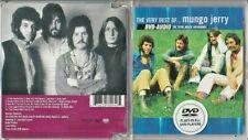 DVD-AUDIO *MUNGO JERRY-The Very Best of* classic 60's  24 bit reg dvd player