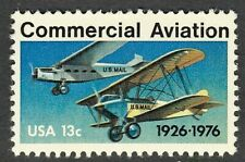 US 1976  SC# 1684- Commercial Aviation MNH