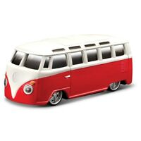 Bburago Model - Volkswagen Samba Van - 1:64 Scale - 18-59036 - New