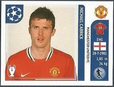 PANINI UEFA CHAMPIONS LEAGUE 2011-12- #149-MANCHESTER UNITED-MICHAEL CARRICK