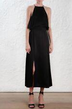 Zimmermann Swing Picnic Dress | Black, Cocktail, Formal | Bodice Overlay $700 RP