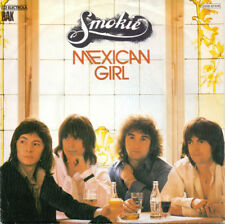 Smokie ‎– Mexican Girl - 45 RPM