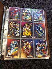1992 Impel Marvel Universe Series 3 200-Card Complete Base Set + All Holograms!!