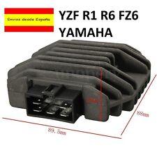 Regulador Rectificador d Voltaje Para Yamaha FZR 600 YZF 600R R6S R1 R6 98 - 06