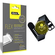 3x Samsung Galaxy Watch Active Schutzfolie Folie, 100% Displayabdeckung, dipos