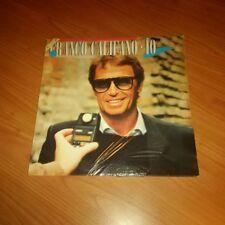 LP FRANCO CALIFANO IO RICORDI STVL 6378   SIGILLATO ITALY PS 1988  MCZ