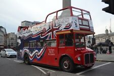 The Classic Tour RM2203 CUV 203C 6x4 Quality London Bus Photo