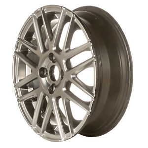 OEM Recon 16X5 Alloy Wheel Dark Smoked Hypersilver Full Face Painted 560-69594