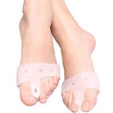2PCS Foot Toe Separator Straightener Hallux Valgus Bunion Corrector Foot Care AU