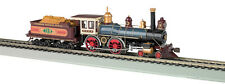 Escala H0 - Bachmann locomotora de vapor 4-4-0 Union Pacific DCC con sonido