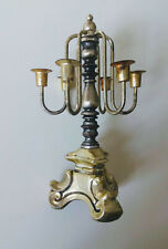 Vintage 6-branche Decorative Rubel Candelabra
