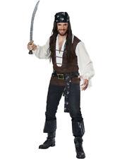 High Seas Adventurer Plus Size Mens Costume Size PLUS