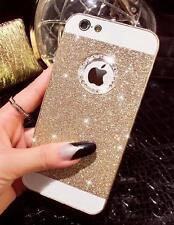 Luxury Bling Glitter Crystal Back Case Cover for Apple iPhone SE 5C 6S 7 8 Plus