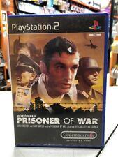 Prisoner of War (senza manuale) Ita PS2 USATO GARANTITO