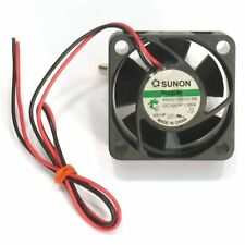 Sunon Maglev Fan,12Vdc, 40mm square x 20mm Thick, MB40201VX