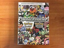 The Official Unova Pokedex & Guide: Volume 2 Pokemon Black & White Version