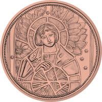 10 Euros Autriche 2018 Cuivre Uriel