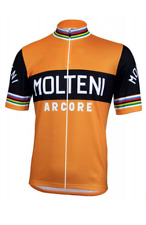 MOLTENI RETRO VINTAGE CLASSIC CYCLING TEAM BIKE JERSEY