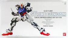 PG Strike Gundam Seed 1/60 Perfect Grade GAT-X105 Gunpla Model Kit Bandai Japan