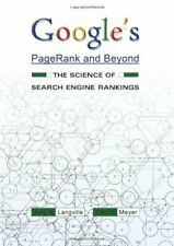 Googles Pagerank And Beyond The Science Of Searc By Meyer Carl D Hardback