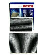 BOSCH POLLEN FILTER FOR BMW F10 F11 520d 525d  CABIN / FILTER R2315