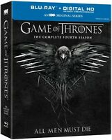 Game Of Thrones: Season 4 (2015, Blu-ray New)