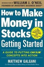 How to Make Money in Stocks Getting Started : A Guide to Putting Can Slim...