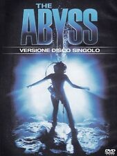 Abyss (1989) DVD