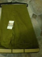 Pantaloni da uomo Verde classico in cotone