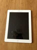 "APPLE A1395 iPad 2 2nd Generation 9.7"" 16GB Wi-Fi  3GB Tablet (SPARES OR REPAIR)"