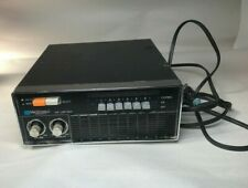 MacDonald CE-206 Scanner Radio Receiver VHF 30-50 MHz & VHF 148-174 MHz Vtg(A058