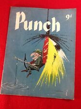Vintage : PUNCH Magazine : 19 June 1957