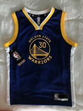 Stephen Curry Golden State Warriors Toddler Size 3T  Icon  Jersey.