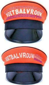 ★ Fußball Orange Holland Niederlande EM Baseballcap Cap,Mutze Fußballfrau Strass