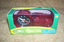 SAFARI LTD OPTIC ONE 7 TOOLS IN ONE - RED, NEW