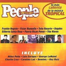 People En Espanol  Lo Mas Caliente de La Musica Tropical    BRAND NEW SEALED  CD