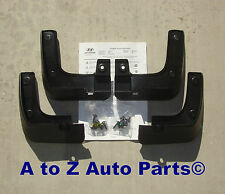 splash guards mud flaps  hyundai elantra  sale ebay