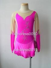 Gorgeous custom Ice Skating Dress Brand New #6239