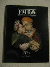 FMR rivista  n. 32 - aprile 1985