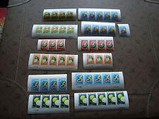 CAMEROUN - timbre yt n° 441 x9 442 x9 443 x7 444 x7 445 x10 446 x9  n** (Z5)
