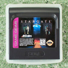 STARGATE STAR GATE SEGA GAME GEAR